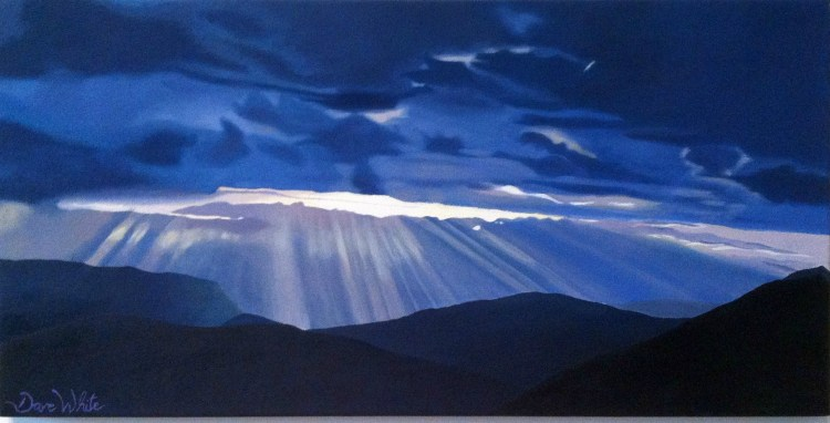 """""""aconcagua painting"""", """"heaven painting"""", """"art with meaning"""", """"dave white art"""""""