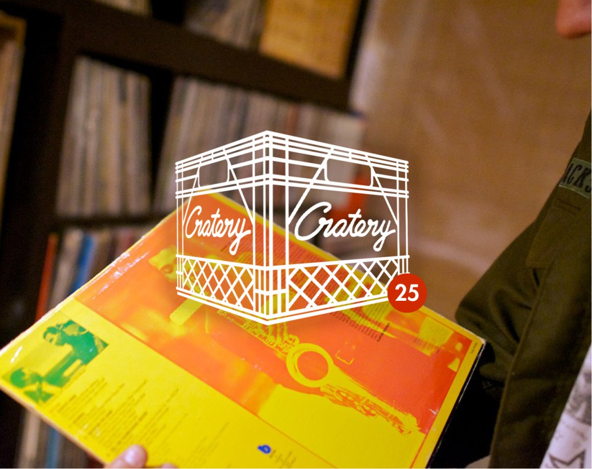 Cratery 25