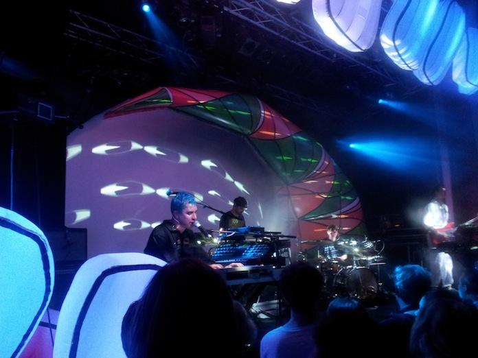 AnCo live in Stockholm, 14 November 2012
