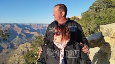 Babs and Roly - Grand Canyon