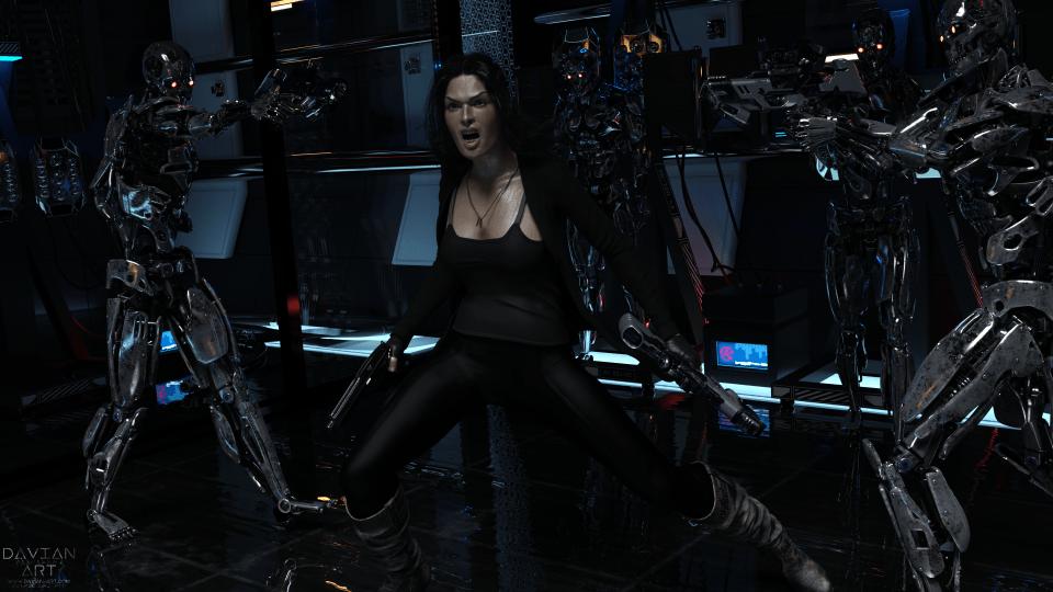 Terminator, Terminator : The Sarah Connor Chronicles