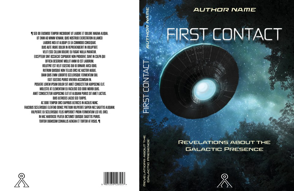 PremadeCover_FirstContact