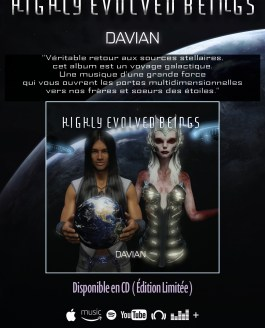 Highly Evolved Beings – CD