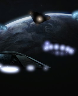 The Great Galactic Event is imminent