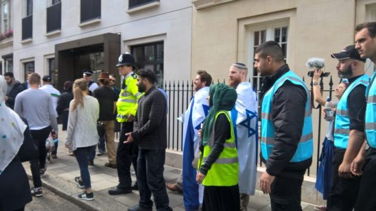 proud zionists