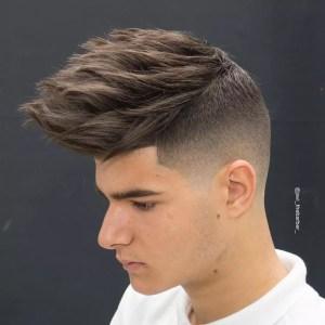 fryzury dla chłopaków