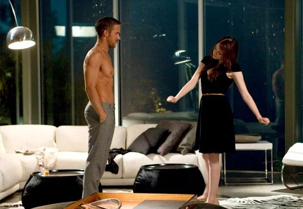 Jak zbudować sylwetkę Ryana Goslinga – Crazy Stupid Love (2011)