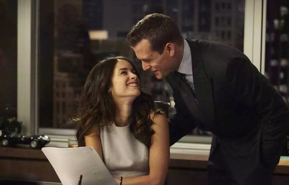 """Harvey Specter pod lupą – """"Life is this, I like this"""""""