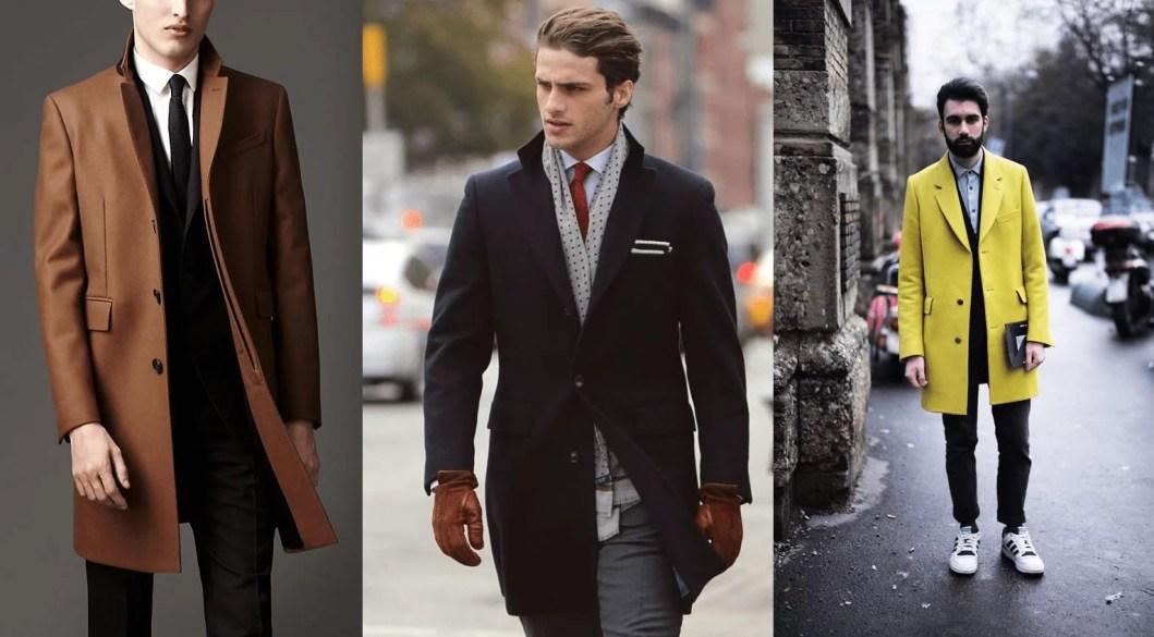 Jak wybrać płaszcz męski