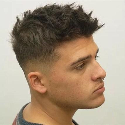 fryzury dla mężczyzn bad hair day