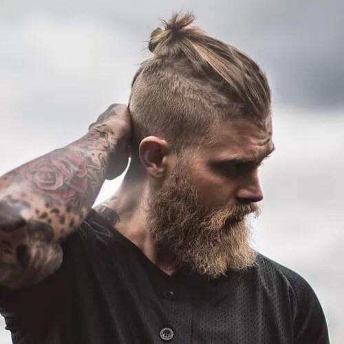 fryzury dla mężczyzn