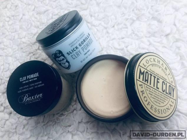 kosmetyki do włosów dla mężczyzn
