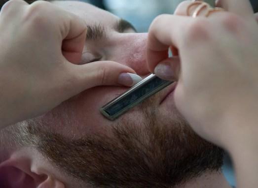 pielęgnacja brody - kartacz