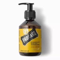 proraso wood spice szampon do brody