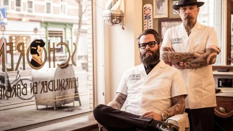Barbershop Schorem
