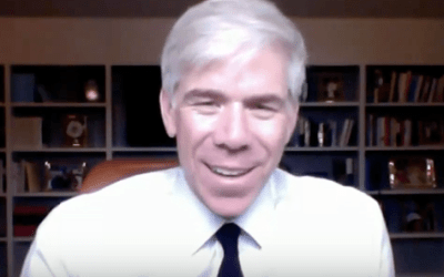 "Interview with David Gregory: ""Why I wrote a book"""