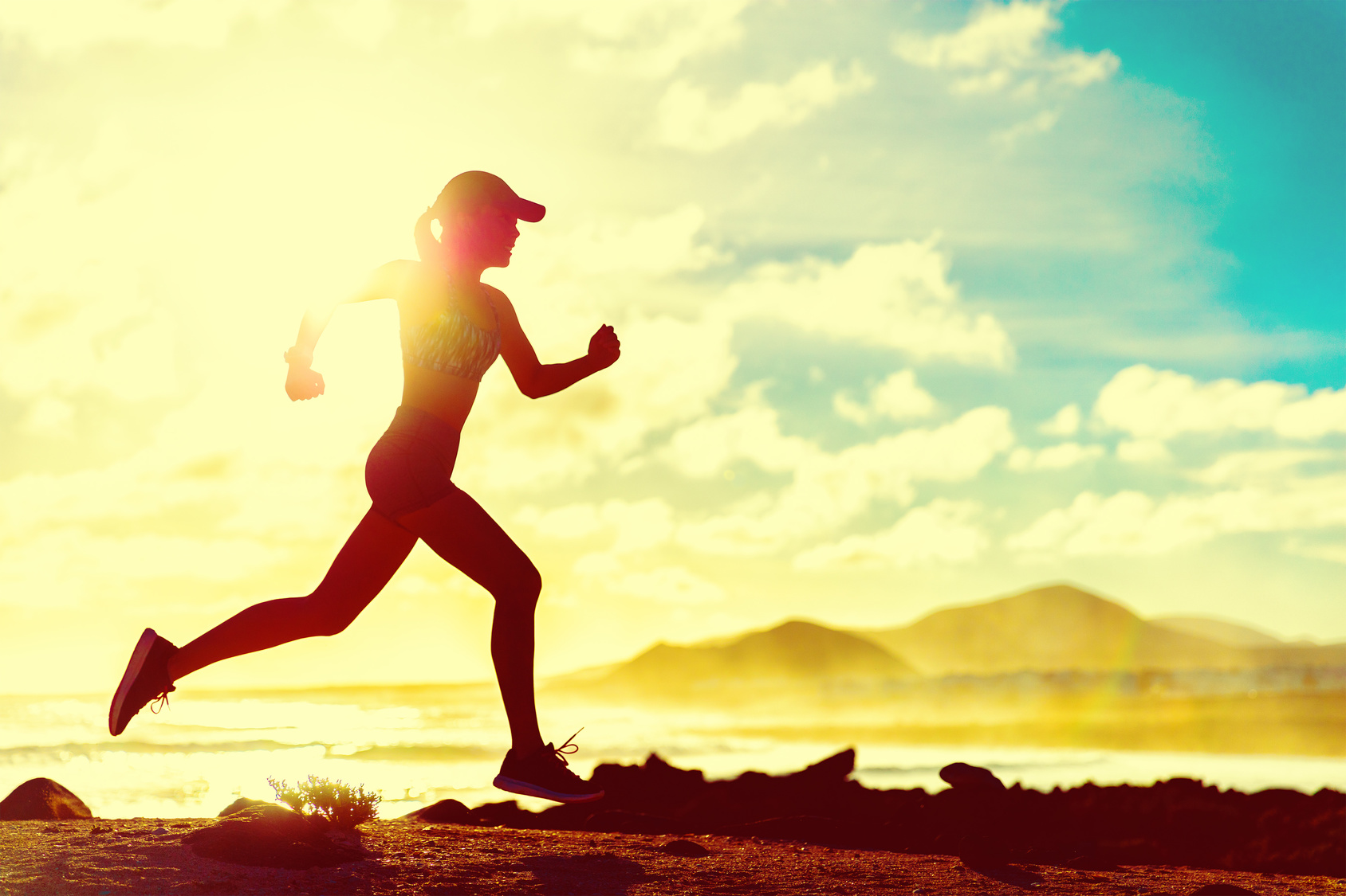 4 Simple Ways To Prevent Sunburns When Running In The