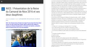 Brigade des Agitateurs de Tribunes, Février 2016, Presse Agence, Nice