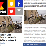 Le Parkour, une discipline en voie de s'institutionnaliser ? Octobre 2014, Konbini, Paris