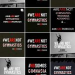 Cliquez sur l'image pour voir l'envahissement de messages de protestation envers la FIG