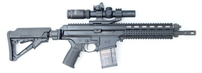 XCR SBR Precision Barrel