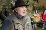 Wassailing at The Vyne