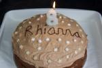 Rhianna's Cake