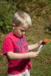 Duncan orienteering