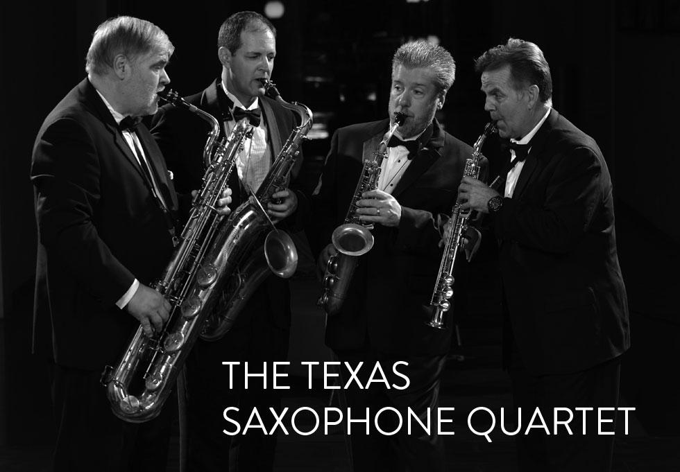 The Texas Saxophone Quartet