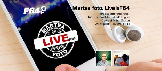 Marțea foto, #LiveLaF64 – Terapia prin fotografie