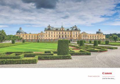 Palatul Drottningholm, Stockholm, Suedia