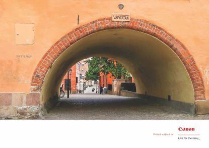 Orașul vechi, Uppsala, Suedia
