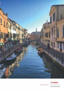 Canal în Venezia