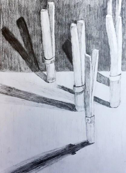 11 Pencil #1