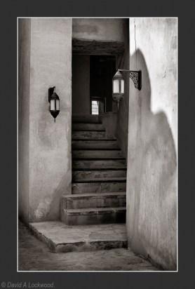 Steps & Lights