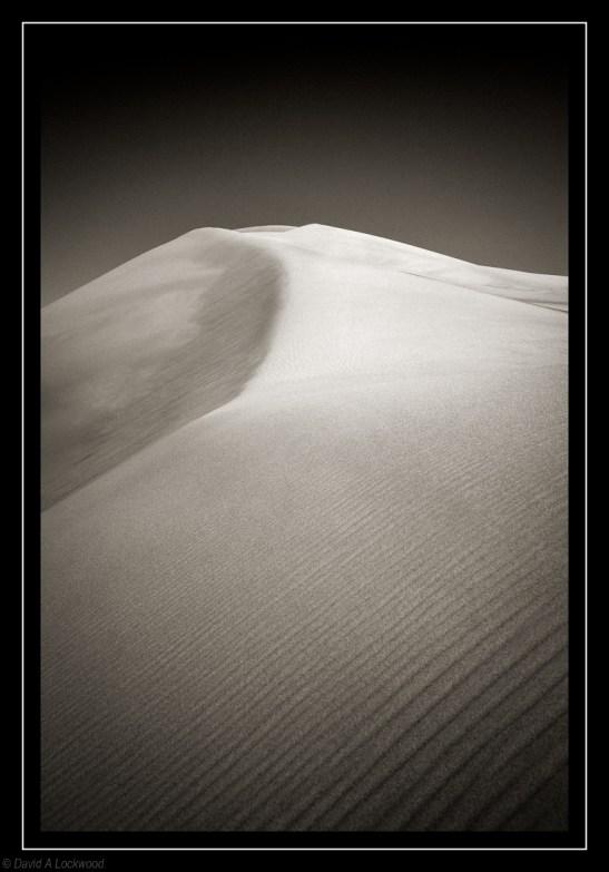 Sand & more sand