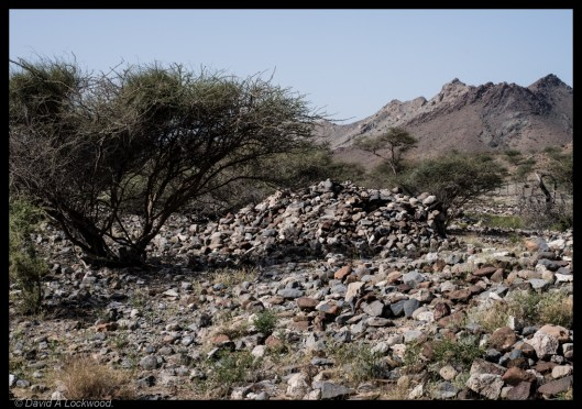 Iron Age Tombs - Manal No4