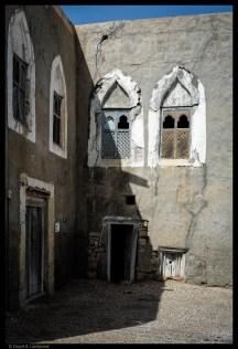 Abandoned house - Mirbat