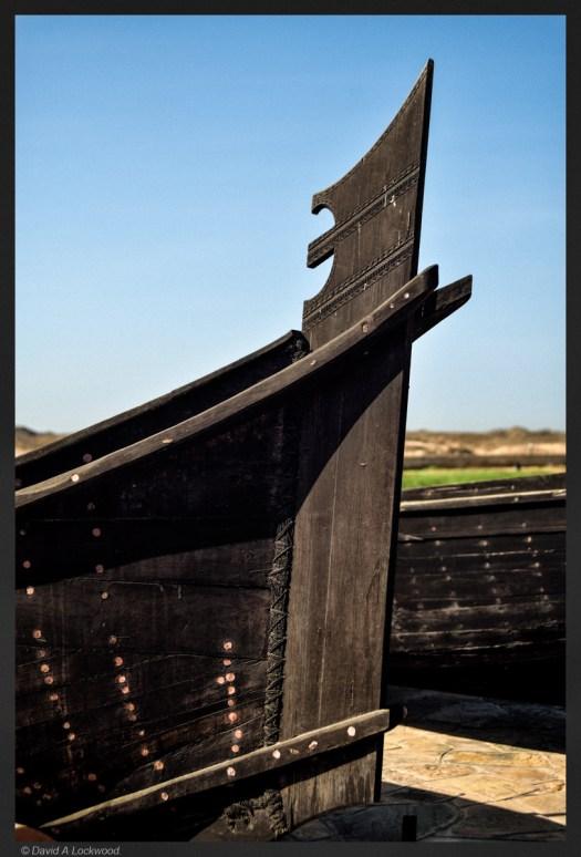Early boat construction - Dhofar