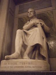 roscoe statue