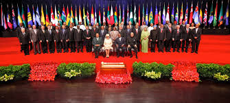 commonwealth leaders