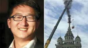 Lawyer Zhang Kai - one of 280 rights lawyers detained or disappeared in China since July 9th