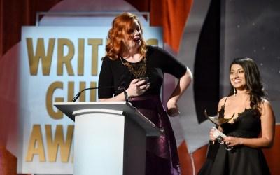 GORTIMER Writers Honored with Humanitas Prize and WGA Award