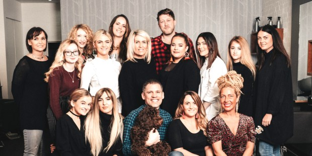 David & David Hair Salon - Meet the Team