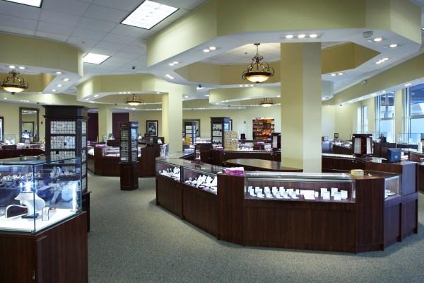 Bracelets store design revolutionary shop inside & displays