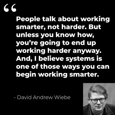 David Andrew Wiebe quote