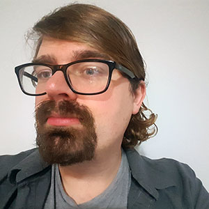 David Andrew Wiebe, February 2021