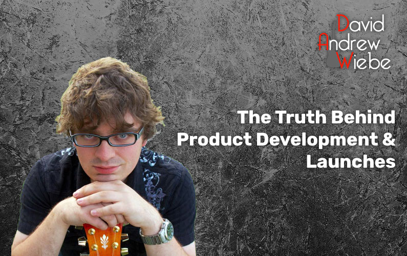 The Truth Behind Product Development & Launches