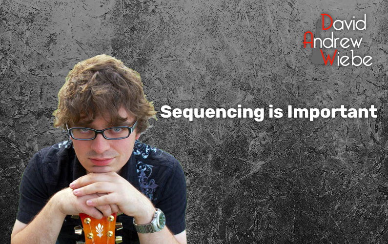 Sequencing is Important
