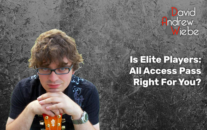 Is Elite Players: All Access Pass Right for You?